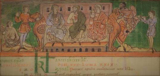 celebrations anglo saxon