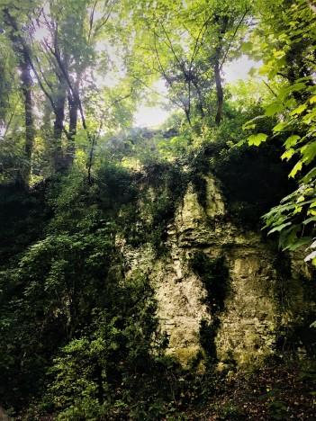 Hessle cliffs stone age