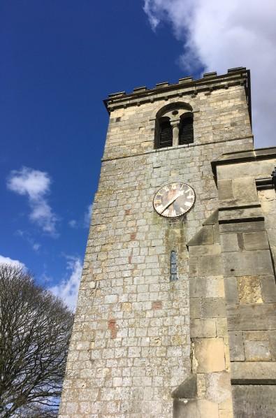 Norman Rudston Church